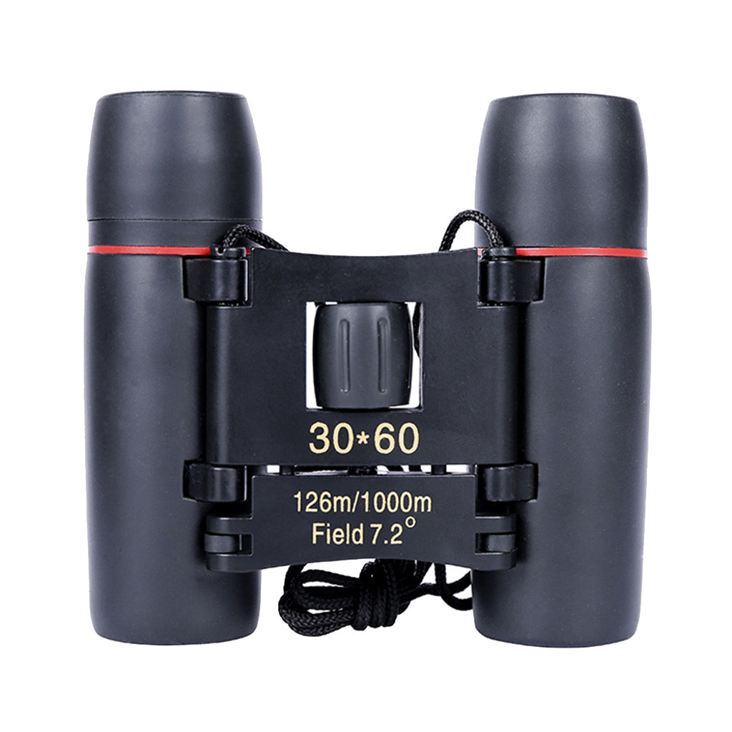 1000m Telescope 30x60 Folding Binoculars with Low Light Night Vision for outdoor bird watching travelling hunting camping A30729 1