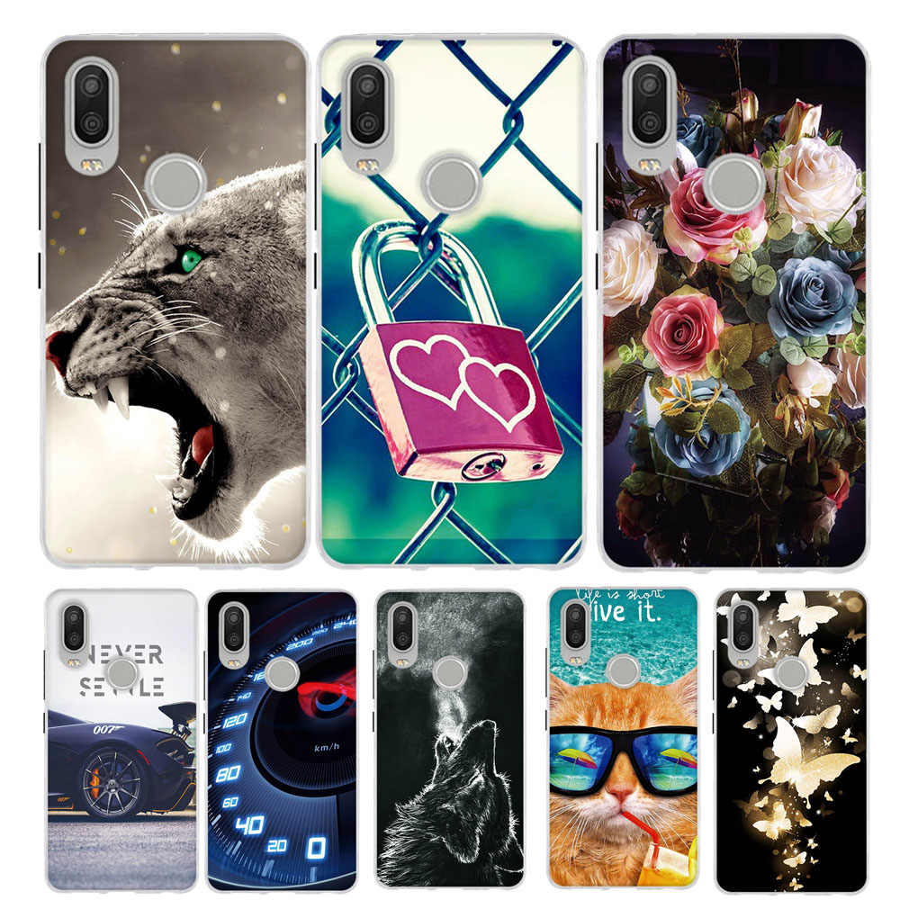 """Funda For BQ Aquaris X2 / X2 Pro Case Silicone Protective Cover Case For BQ X2 / X2pro Bumper Phone Soft Case 5.65"""" Bumper"""