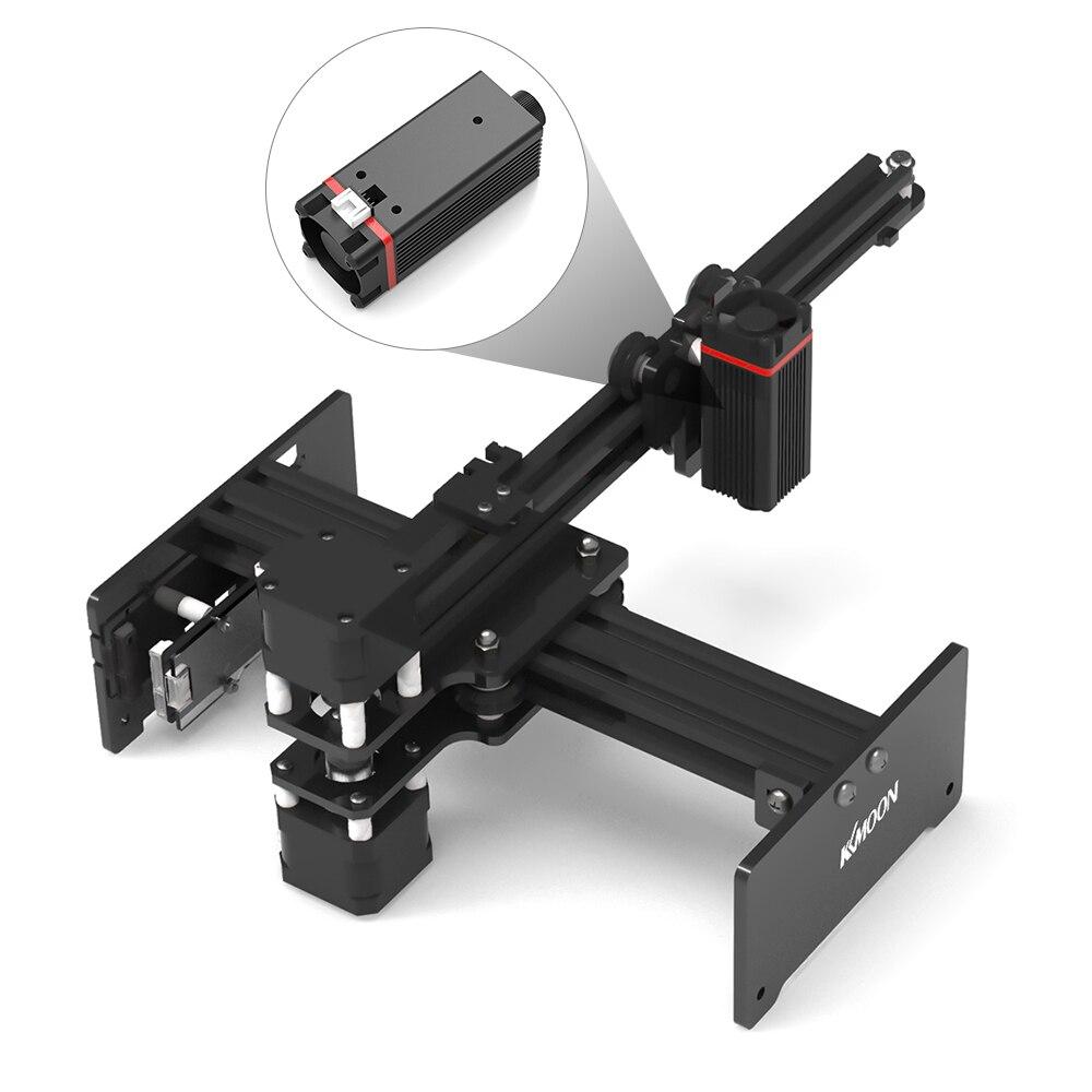 3500mW / 6000mW / 7000mW / 20W 450nm Blue Light Laser Head For Master Series DIY Machine Engraver Accessory