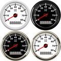 Boat Tachometer Marine Tacho 8000 RPM Meter Gauge LCD Hourmeter 12V/24V 85mm digital speedometer car gauge display digital inter|Tachometers| |  -