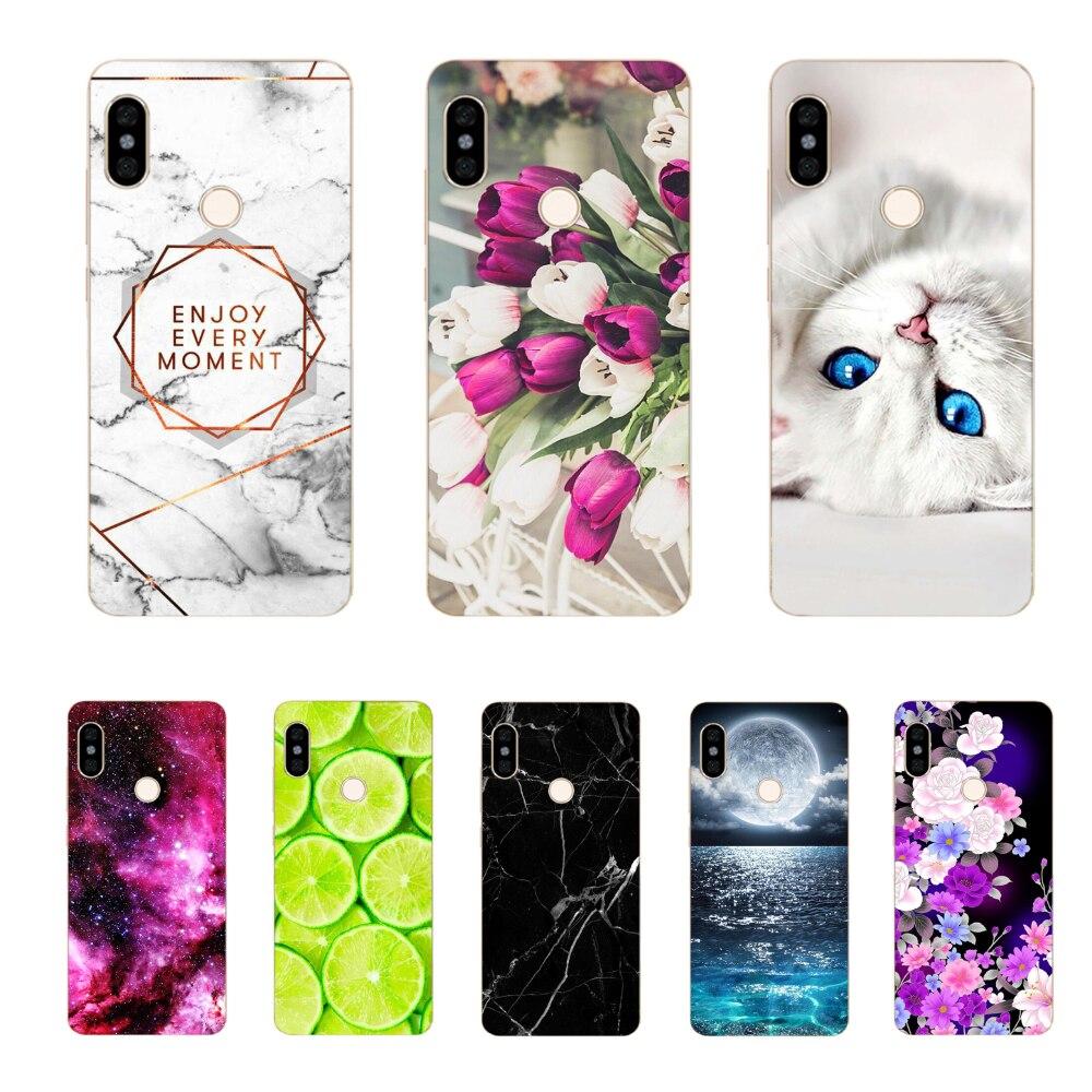 for Xiaomi Redmi Note 5 Case Cover Soft Silicon Case TPU FOR Xiaomi Redmi Note 5 Pro Cover Note 5 Global Version Phone Cases