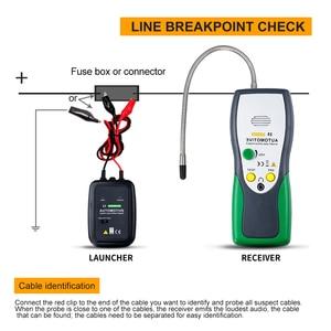 Image 5 - Holdpeak HP 25 Automotive Cable Wire Tracker Tester, per Airbag, automobile linee e la Macchina linee di Installazione e Manutenzione