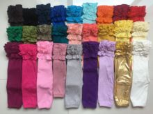 SALE! Ruffle Leggings pants Baby Girl Kids triple ruffle pants toddler 14 colors pants northland pants page 14
