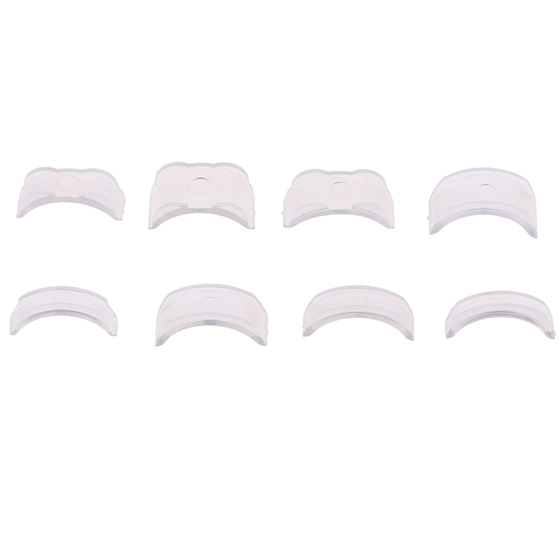 8Pcs/set Invisible Ring Size Adjuster For Loose Ring Size Reducer Spacer Ring Guard