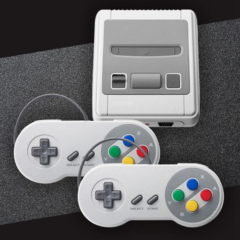 SFC620 MINI European version re-engraved retro Puqing TV game console Nostalgic 8-bit NES game console