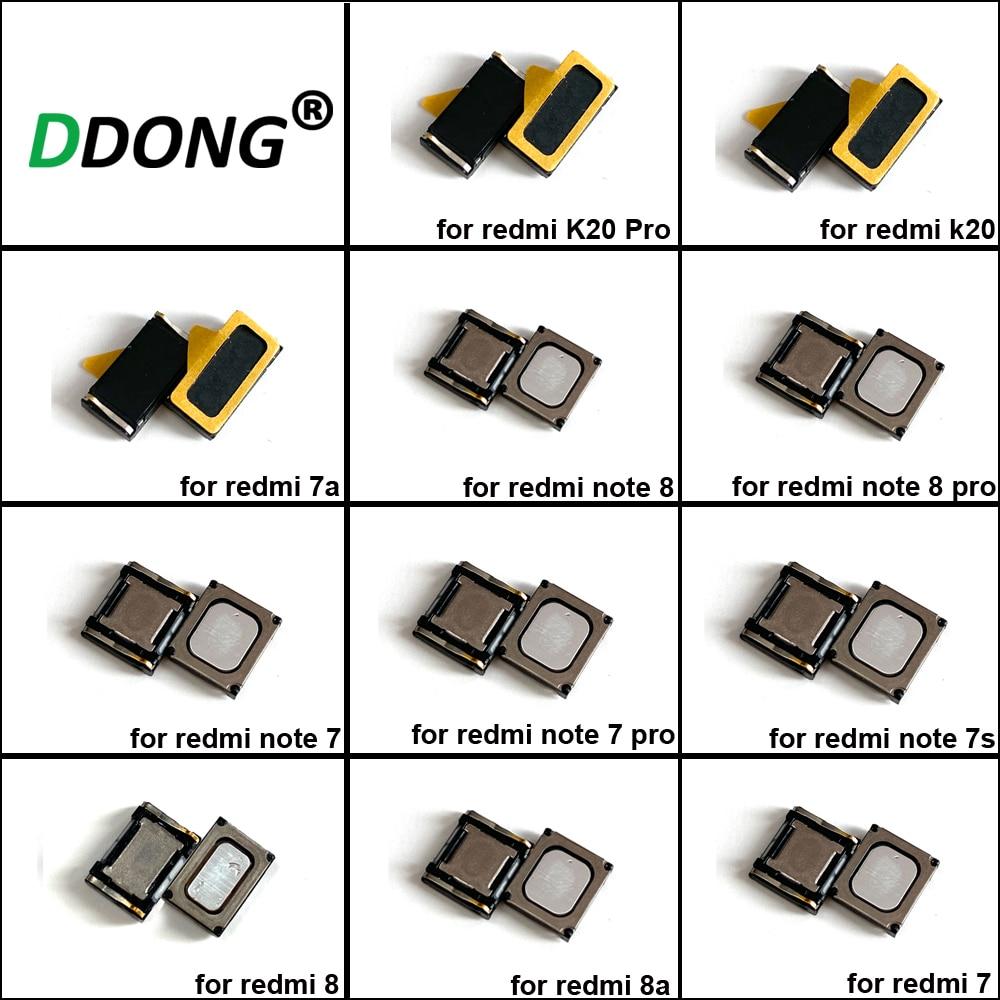 For Xiaomi Redmi Note 7 7s/Note 7a/Note 8/redmi 8/8a/7a /redmi 7 Front Earpiece Speaker Receiver Earphone Ear Speaker
