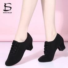 النساء اللاتينية الرقص أحذية الكبار قاعة الرقص التانغو الصلصا أحذية رقص امرأة أسود أحمر المعلمين التدريب الحديث الجاز الرقص الأحذية