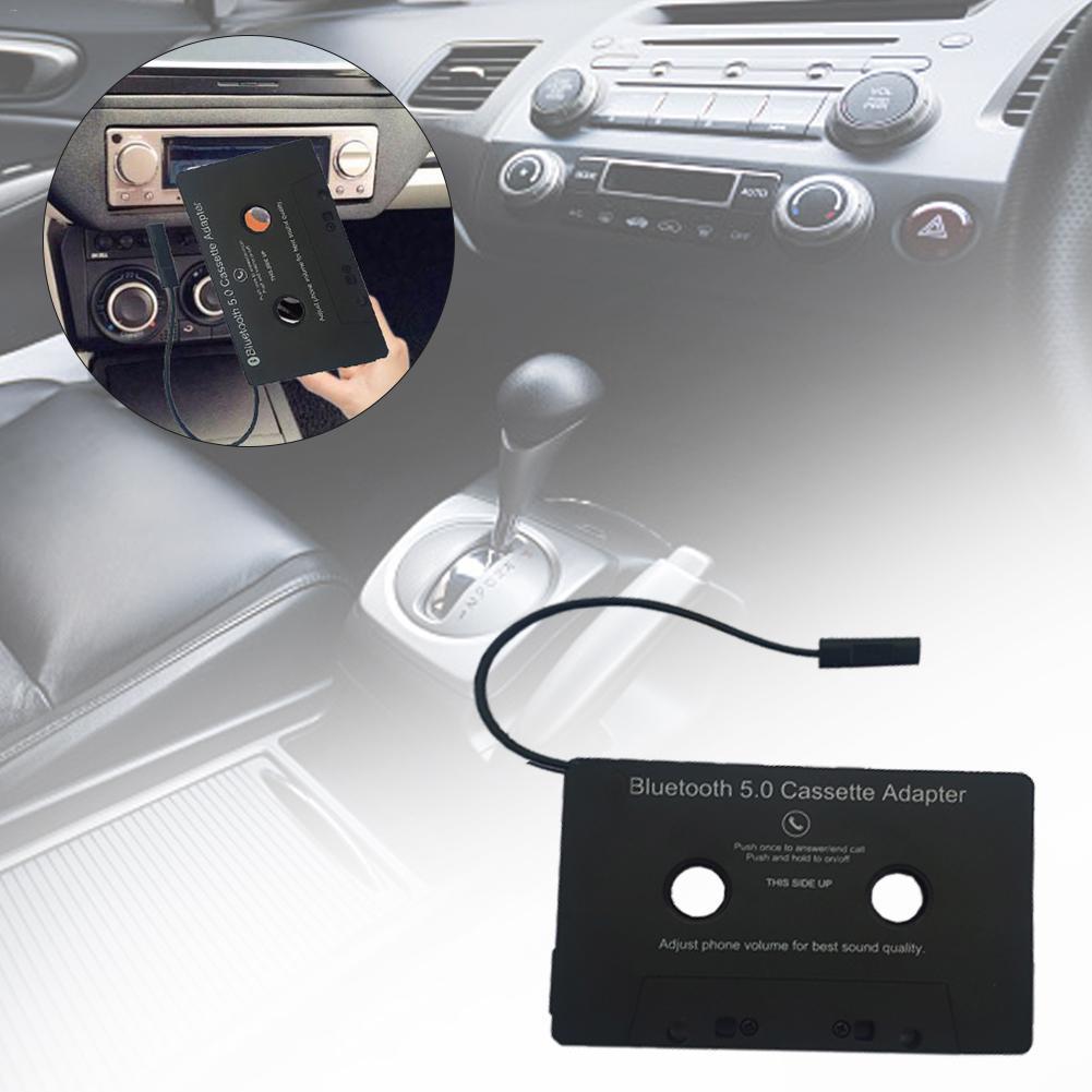 Универсальный преобразователь Bluetooth автомобильная лента MP3/SBC/стерео Bluetooth аудио кассеты для Aux адаптер смартфон Кассетный адаптер