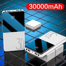 Портативное зарядное устройство на 30000 мА · ч портативное