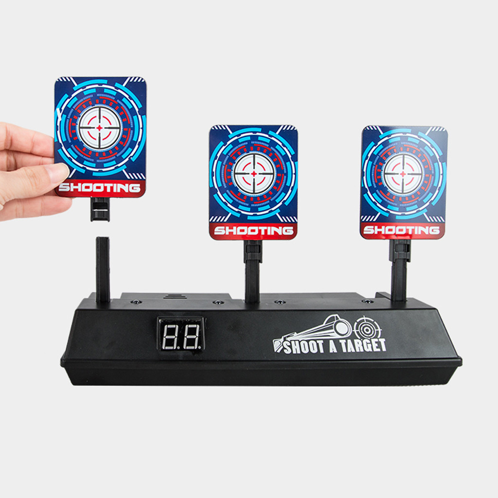Children's Educational Toys Electronic Scoring Target Electronic Digital Scoring Target For Guns Scoring Shooting Target L0218