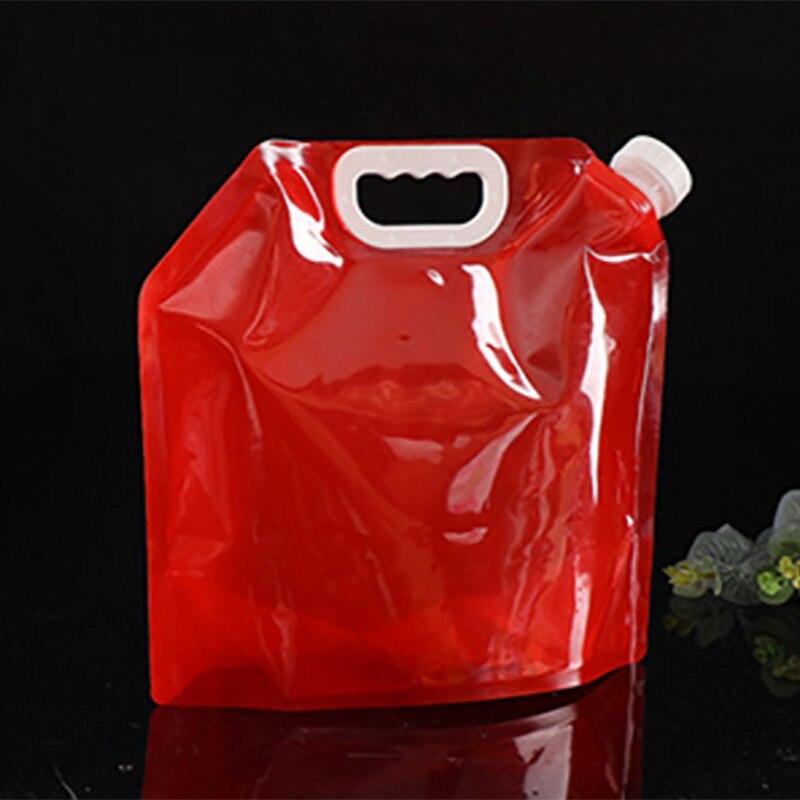 Купить портативный складной контейнер для питьевой воды подъемная сумка