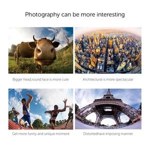 Image 4 - APEXEL HD 8mm 185 degree super fisheye lens 4K professional mobile Phone camera lens for iPhone7 8 xs maxhuawei Xiaomi cellphone