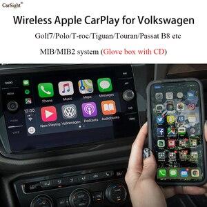 Wireless Apple CarPlay for Skoda Fabia 3 /Karoq / Kodiaq / Octavia 3 /Rapid /Superb 3 Columbus OEM Standard Bolero Amundsen(China)
