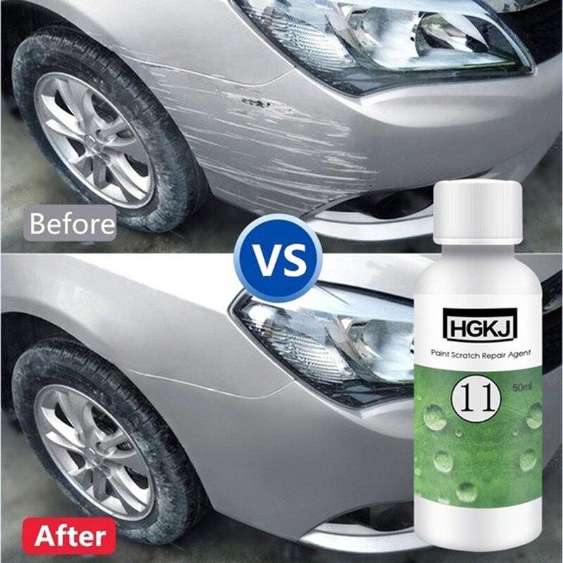 HGKJ-11-20/50ml Car Scratch Repair Waxing Car Polish Paint Scratch Repair Polishing Wax Paint Scratch Repair Remover Paint Care
