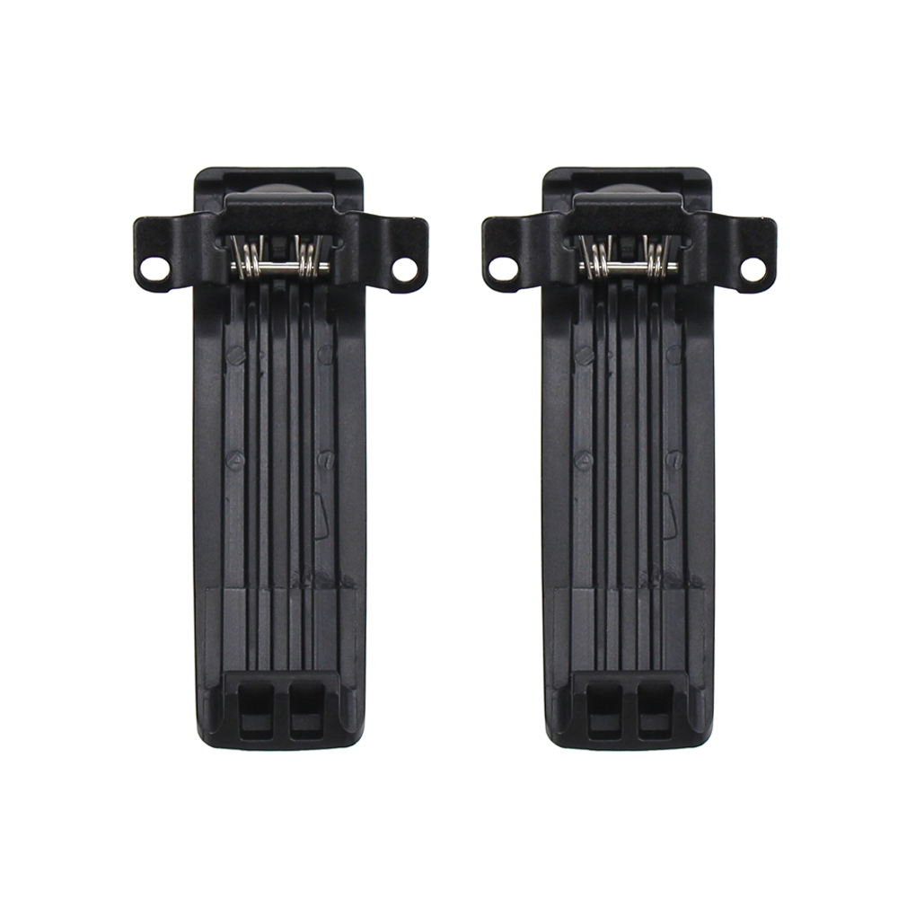 2X Original Belt Clip For Baofeng UV-82 UV-82L UV-8D UV-89 UV-82HP UV-82HX Radio