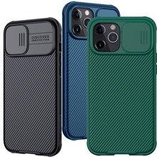 NILLKIN – caméra de protection contre les rayures et les chocs pour iphone 12 pro Max, meilleure vente 2020
