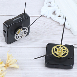 1 Set DIY Silent Large Wall Clock Quartz Clock Movement Mechanism Hands Wall Repair Tool Parts Kit Set