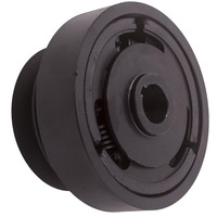 Centrifugal Pulley Clutch Dual Pulley For 8HP 16HP Engine 2000 3600 RPM 1 (25.4mm) shaft Bore