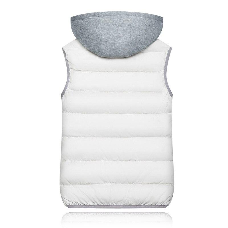 H3d03819d5c0542be9f0ea73471afafb81 2019 Winter Coat Women Hooded Warm Vest Plus Size Candy Color Cotton Jacket Female Women Wadded Feminina chalecos