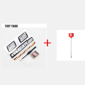 Image 4 - M./ Nuevo/RUSH Tiny TANK Nano /VTX Whoop VTX adaptador 48CH 350mW TBS SmartAudio transmisor de vídeo FPV 5V de entrada para Dron RC FPV