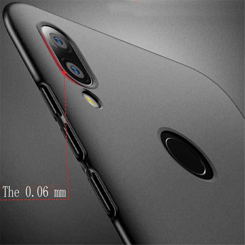 Чехол для Xiao mi Red mi Note 7 8 6 5 Pro 7A S2 Y2 Y3 6A тонкий жесткий PC песчаник матовый чехол для Xiaomi mi A3 A2 Lite 9 SE 9T