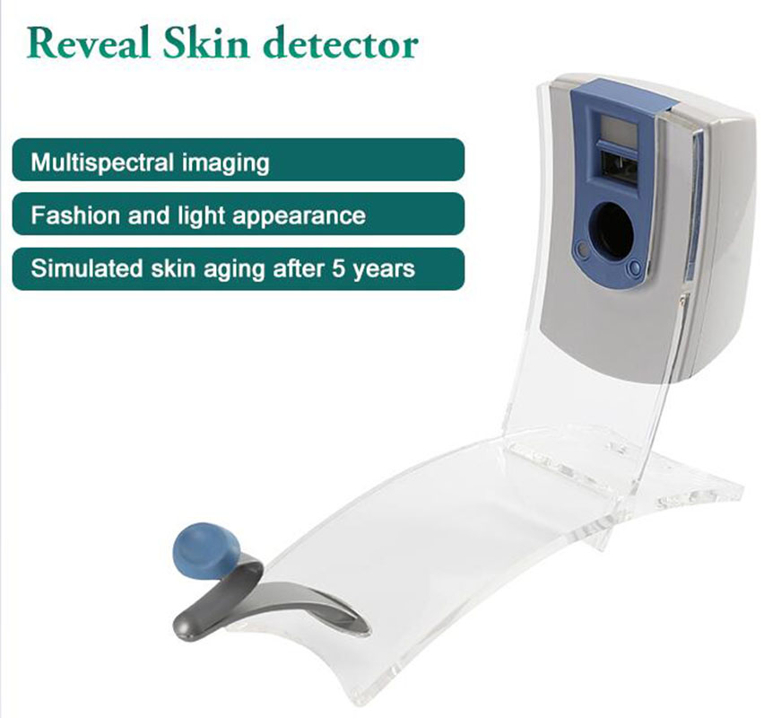 Profesional Skin Amalysor Facial Reveal Imager New Image Analysis Technology Skin Analysis Device Skin Amalysor Beauty Device