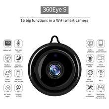 Mini Camera Wireless WiFi Wireless Surveillance Camera 1080P Micro Camera Wireless Motion Sensor