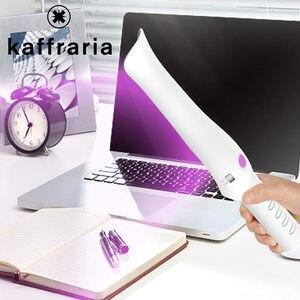 УФ стерилизовать дезинфекция лампа светодиодный для дома путешествия USB портативный переносной УФ-светильник УФ-лампа удаление дезинфекци...