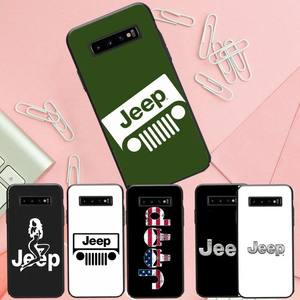American cars JEEP case coque fundas etui for samsung galaxy A10 A20 A30S A40 A50 A51 A70 A71 note 8 9 10 cases cover