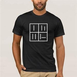 Мужская футболка с коротким рукавом и принтом, тренд-это потеря мема-лосса, минималистичный Dank Memes, Модный крутой Топ, Мужская футболка