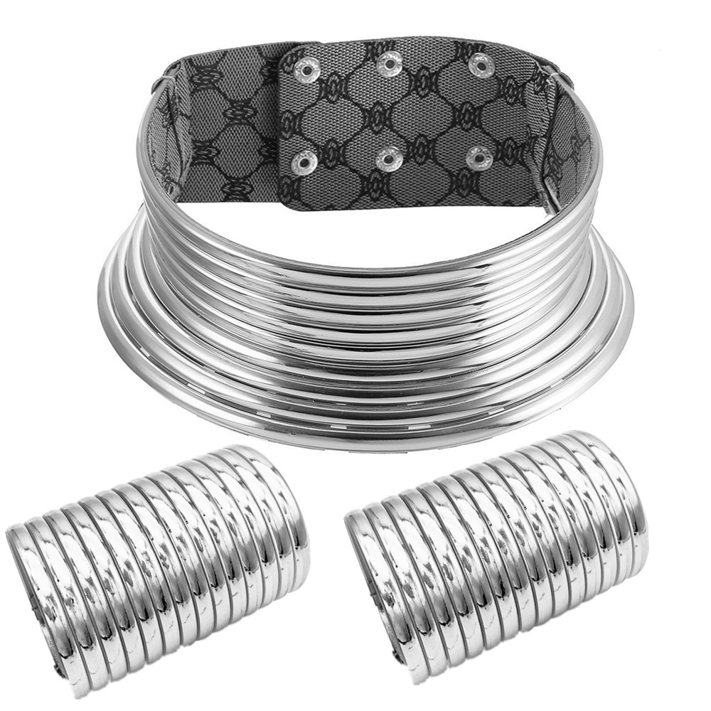 Pattern silver sets