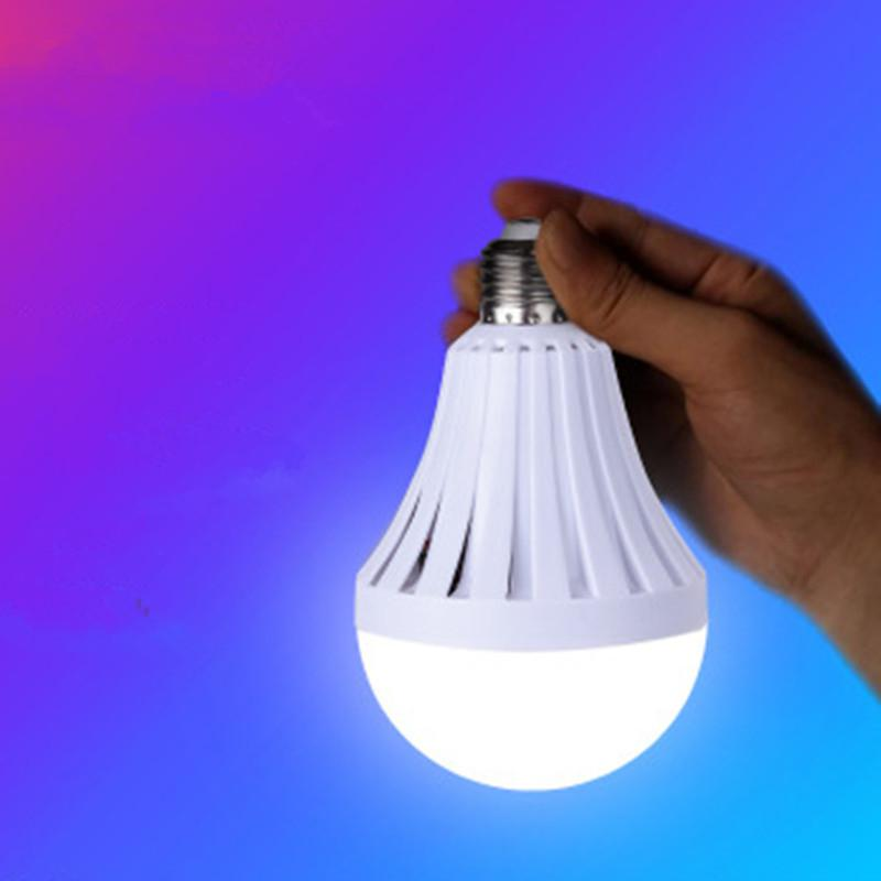 B22 7W/9W/12W LED Automatic Charging Emergency Bulb Lamp 85-265v Rechargeable Battery Lighting Lamp