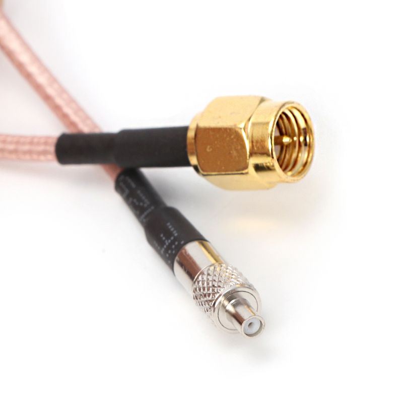 Straight TS9 Female Jack To SMA Male Plug RG316 Coaxial Pigtail Cable Assembly Extension Cables Y98E