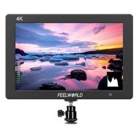FEELWORLD T7 7 Inch IPS 4K HDMI Camera Field Monitor Video Assist Full HD 1920X1200 Solid Aluminum Housing DSLR Monitor