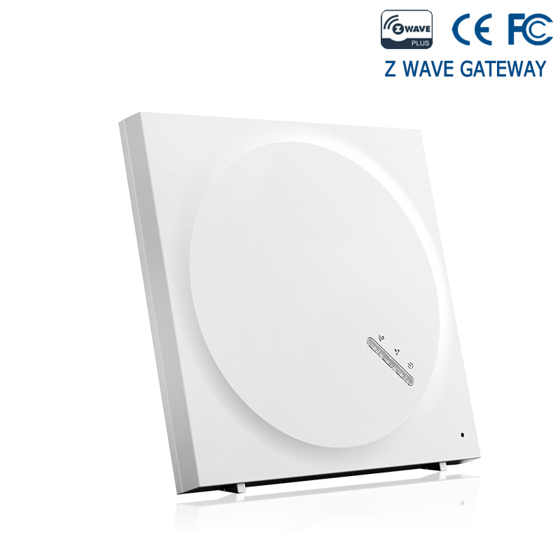Z Wave Gateway EU 868.4MHZ Smart Home Automation Hub Controller Home Monitoring Smart Devices Work With Alexa Google Home IFTTT