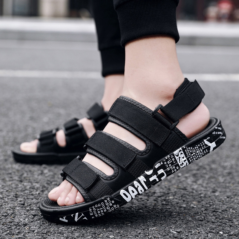 Sneakers In Men's Casual Shoes Fashion Men Shoes Comfortable Men Sneakers Outdoor Brand Leisure Shoes Sandals  Zapatillas Hombre