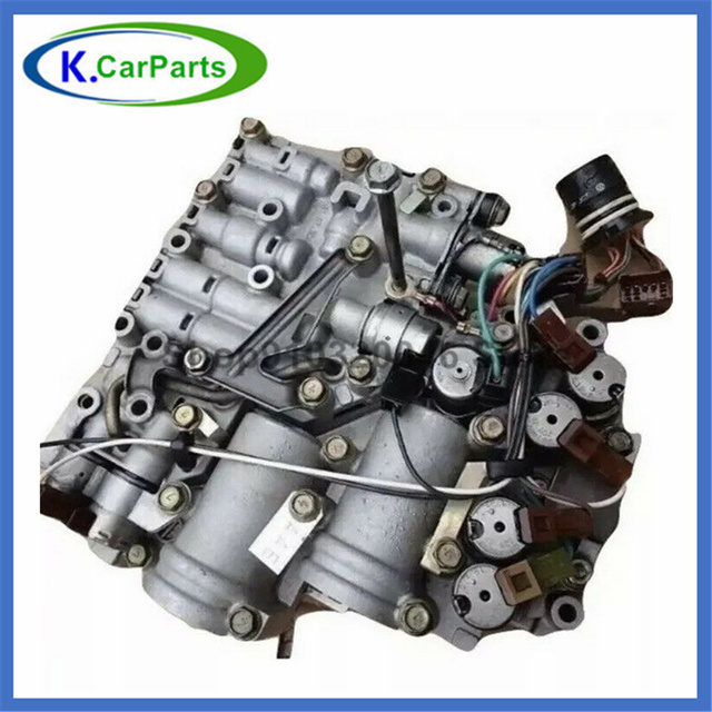 1pcs JF506E 09A JF506-E Gearbox Transmission Solenoid Valve Body Jf506e Jf506e09a for Vw Volkswagen Mk4 Remanufactured 2