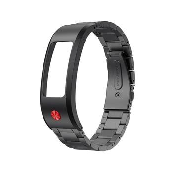 Stainless Steel Wrist Strap Replacement Watch Band Wristband Bracelet Watchband For Garmin Vivofit 2 Smart Watch Accessories