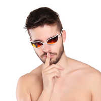 อะนิเมะคอสเพลย์ One Piece Donquixote Doflamingo คอสเพลย์แว่นตา Joker แว่นตากันแดดผู้ชายผู้หญิงคอสเพลย์ Props เครื่องแต่งกาย