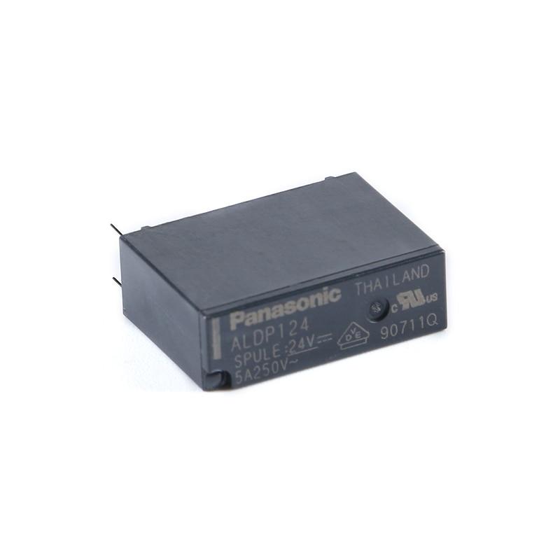 5 шт. 5A реле ALDP105 ALDP112 ALDP124 ALDP112 5 В, 12 В, 24 В постоянного тока, 5A 250V 4PIN группа нормально разомкнутый ALD112 12V 3A