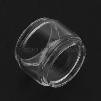 Transparent Vape Glass Tube Glass Tank Electronic Cigarette Accessories for Vape Pen 22 Vaporizer Atomizer