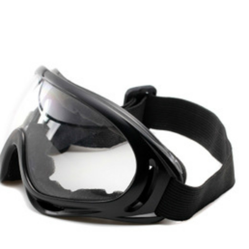 Uvex Stealth Safety Goggles With Uvextreme Anti-Fog Coating ,Anti-fog Goggles Transparent Protective Glasses Eye Mask