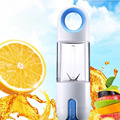 Портативный USB электрическая фруктовая соковыжималка ручной Овощной Соковыжималка Блендер перезаряжаемая Мини соковыжималка