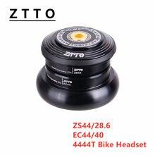 Bicicleta fone de ouvido 4444 t mtb 44mm zs44 ec44 cnc 1 1/8