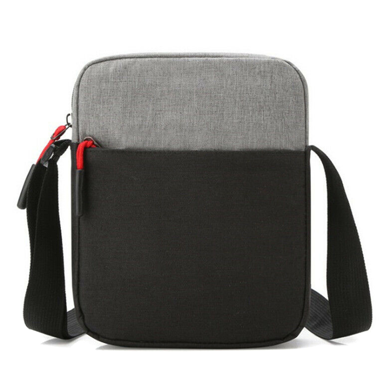 Men Waterproof Shoulder Bag Pockets Anti Theft Large Capacity Outdoor Messenger Bag Fashion Men's Crossbody Bags Bolsa Masculina