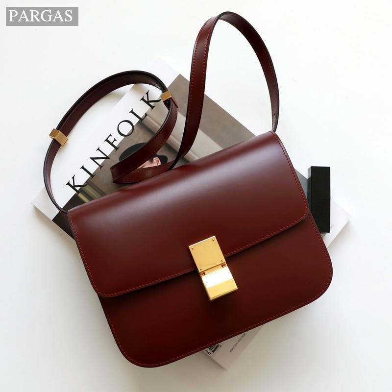Original Quality BOX  Classic Women Bags Designer Crossbody Bags For Women Bag Genuine Leather Women Messenger Bags