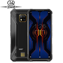 DOOGEE S95 6GB 128GB shockproof Modular Mobile Phone 6.3 Display Octa Core 48MP Triple Camera Android 9.0 Rugged Smartphone