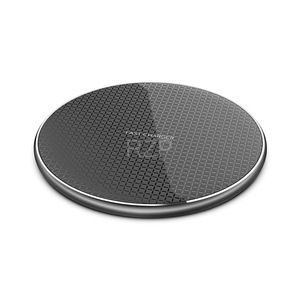 Image 5 - RZP Fast Wireless Charger For Apple iPhone Xs Max XR 8 Plus Samsung S8 S9 S10 Plus Note 9 10 Phone Charger Qi Wireless Charger