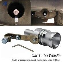 Auto-Accessories Muffler Simulator-Valve Tail-Pipe Sounder Car-Turbo-Whistle Universal