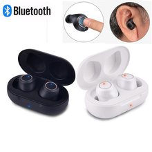 Bluetooth Intelligent Newest Style Hearing Aid Rechargeable Low-Noise Wide-Frequency Operation Elderly In-Ear Deaf Hearing Aids